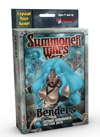 Summoner Wars: Benders Second Summoner Faction Deck [SALE]