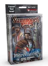 Summoner Wars: Mercenaries Second Summoner Faction Deck [SALE]