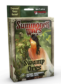 Summoner Wars: Swamp Orcs Second Summoner Faction Deck [SALE]