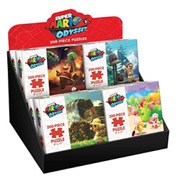 "Super Mario Odyssey ""Cascade Kingdom"" (200pc)"