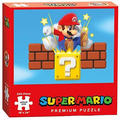Super Mario Premium Puzzle [Ground Pound]