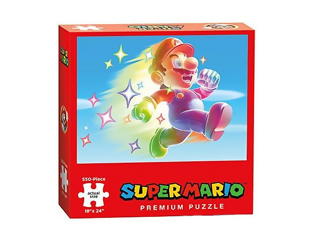 Super Mario Premium Puzzle [Star Power]
