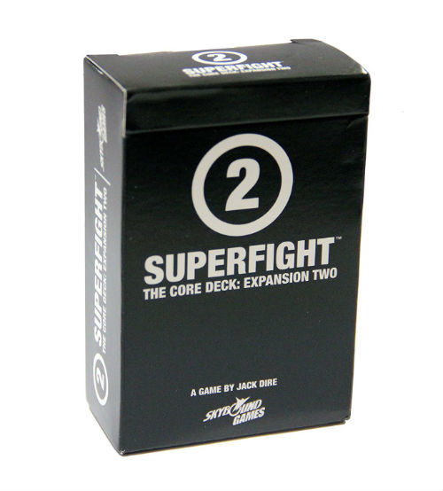 Superfight: The Core Deck Expansion 2