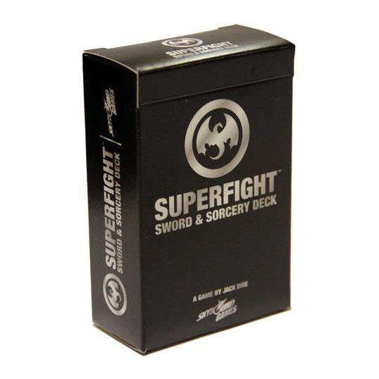 Superfight: Sword And Sorcery Deck