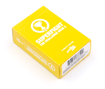 Superfight: The Yellow Deck 2 (Challenge)