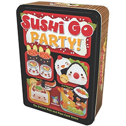 Sushi Go Party! [DAMAGED]