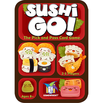 Sushi Go! (Tin) [DAMAGED]