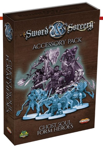 Sword and Sorcery: Ancient Chronicles - Ghost Soul Form Heroes