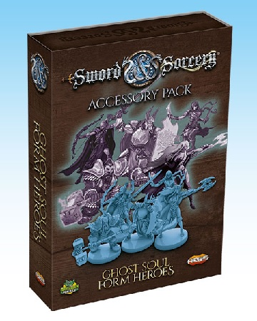 Sword and Sorcery: Ghost Soul Form Hero Pack