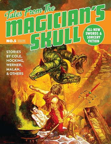 Tales from the Magicians Skull: Issue #5