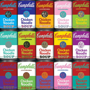 TDC Games: Campbells Soup
