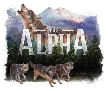 THE ALPHA [DAMAGED]
