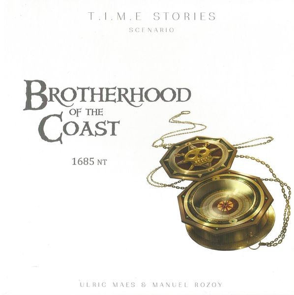 TIME Stories: Brotherhood Of The Coast [Damaged]