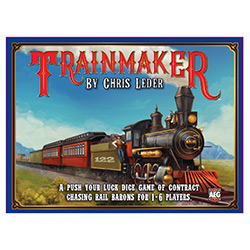 TRAINMAKER DICE GAME