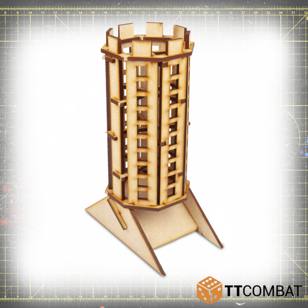 TT Combat: Spindle Dice Tower