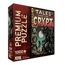 Tales From The Crypt: Werewolf Premium Puzzle (1000 Piece)