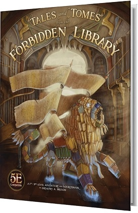 Tales and Tomes from the Forbidden Library (5E)