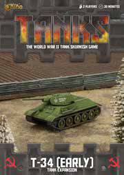 Tanks: T-34 (EARLY)