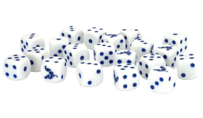 Team Yankee: French: Dice Set