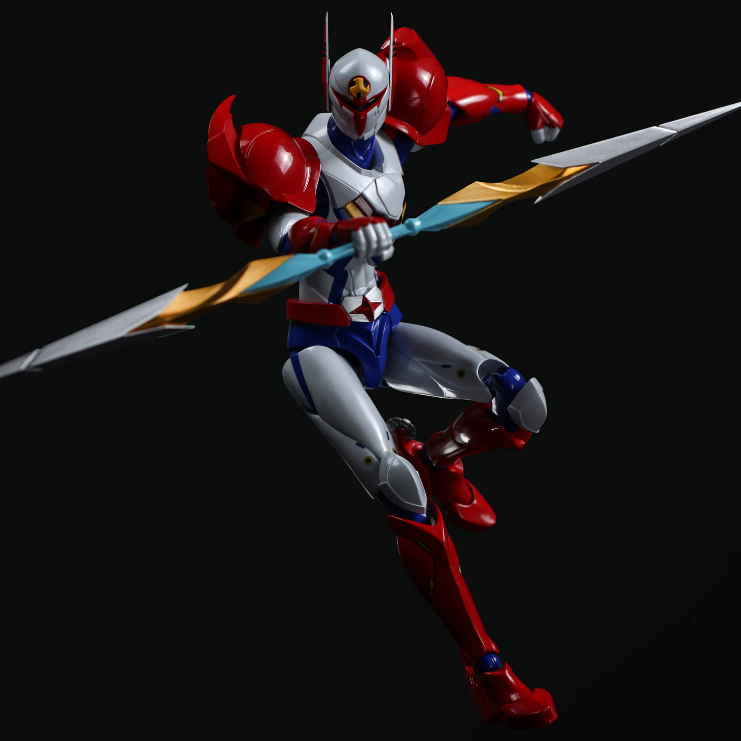 "Tekkaman Fighter Gear Ver. ""Infini-T Force"" (SEN-TI-NEL Tatsunoko Heroes Fighting Gear)"