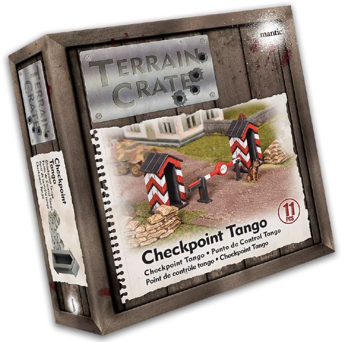 Terrain Crate: Checkpoint Tango