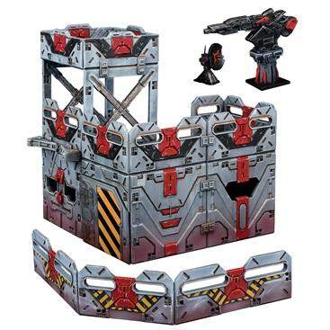 Terrain Crate: Military Checkpoint