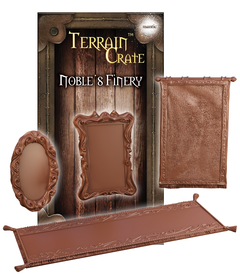 Terrain Crate: Nobles Finery