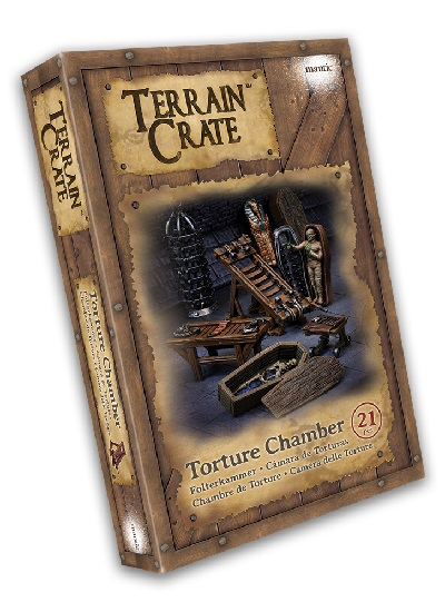 Terrain Crate: TORTURE CHAMBER