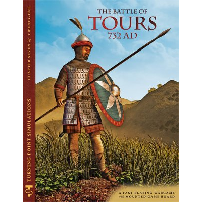 The Battle of Tours: 732 AD