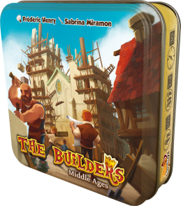 The Builders: Middle Ages (SALE)