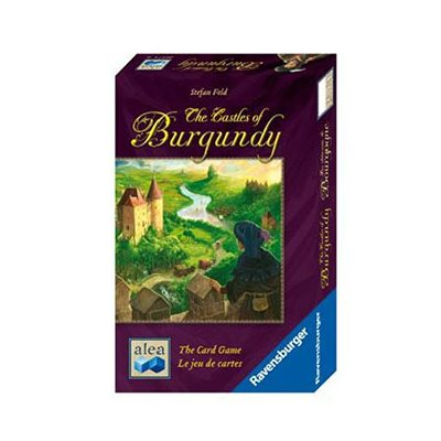 The Castles of Burgundy Card Game [DAMAGED]