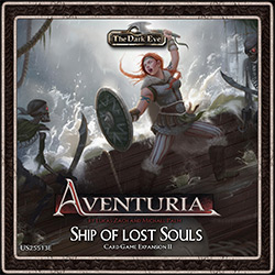 The Dark Eye: Aventuria Adventure Card Game- Ship of Lost Souls