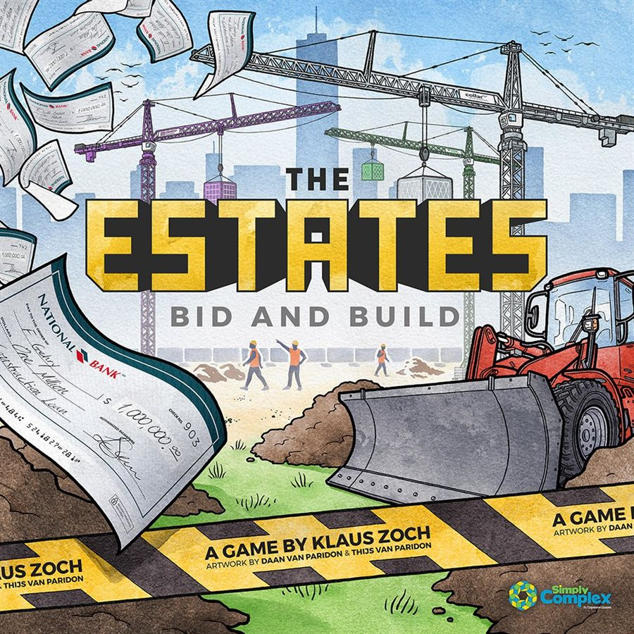 The Estates [Damaged]