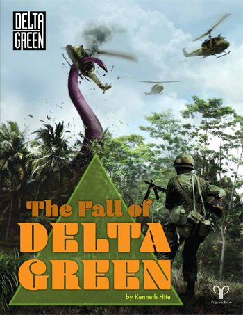 The Fall of Delta Green