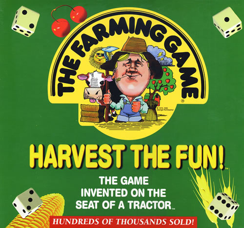 The Farming Game (Damaged)
