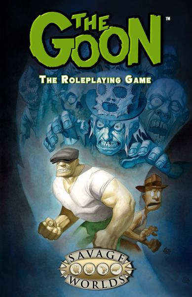 The Goon: Roleplaying Game Limited Edition (HC)