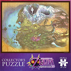 The Legend of Zelda: Majoras Mask #2 Puzzle