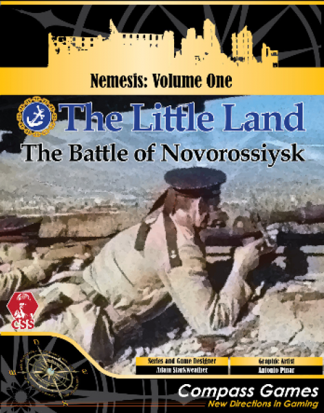 The Little Land – The Battle for Novorossiysk