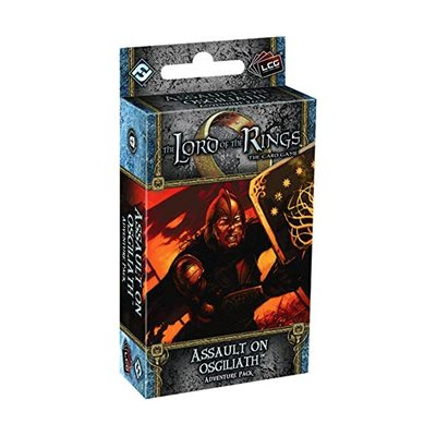 The Lord of the Rings LCG: Assault on Osgilaith