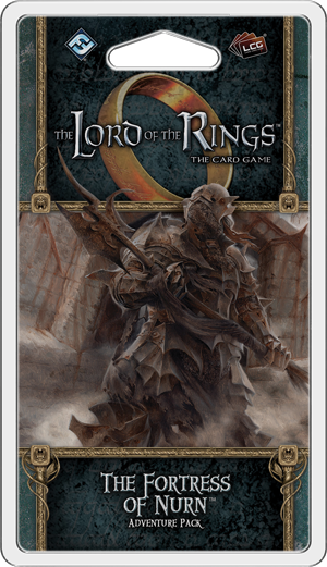 The Lord of the Rings LCG: The Fortress of Nurn Adventure