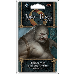 The Lord of the Rings LCG: Under the Ash Mountains