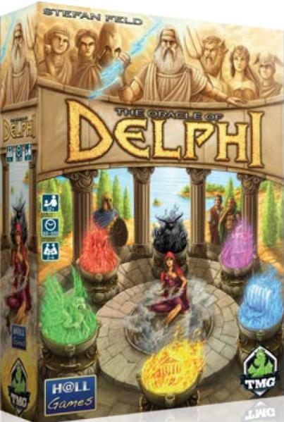 The Oracle of Delphi [SALE]