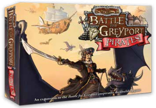 The Red Dragon Inn: Battle for Greyport – Pirates [Damaged]
