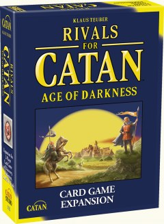 The Rivals for Catan: Age of Darkness (Revised)