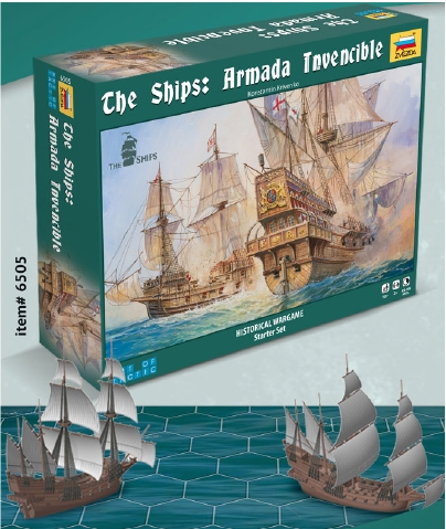 The Ships: Armada InvIncible