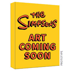 The Simpsons: 1000PC Puzzle