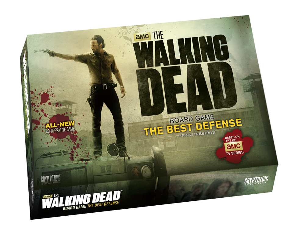 The Walking Dead: The Best Defense [Damaged]