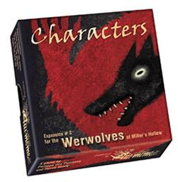 The Werewolves of Millers Hollow: Characters Expansion