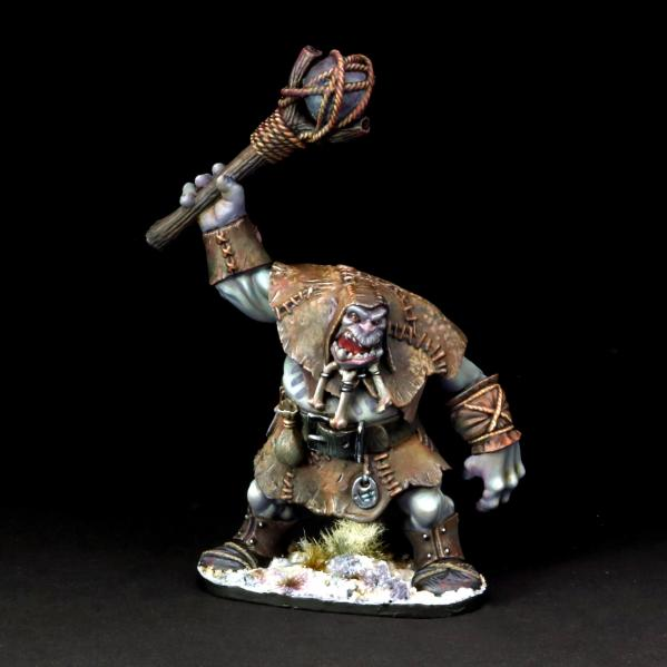 Tomb Guardians: Mountain Ogre