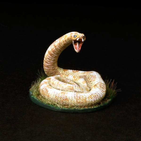 Tomb Guardians: Serpent/Snake